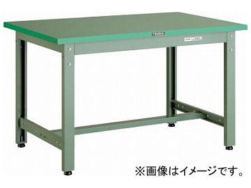 トラスコ中山/TRUSCO GWP型作業台 1200×750×H740 GWP1275(3011836) JAN:4989999582253
