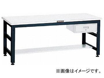 トラスコ中山/TRUSCO UTR型作業台 900×750×H740 1段引出付 UTR0975F1(2781000)