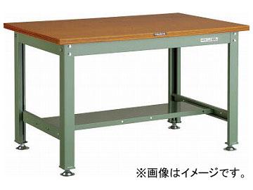 トラスコ中山/TRUSCO HW型作業台 1200×900×H740 HW1209 GN(2409216) JAN:4989999634273