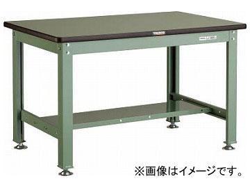 トラスコ中山/TRUSCO RHW型作業台 900×750×H740 RHW0975 GN(2408988) JAN:4989999638349