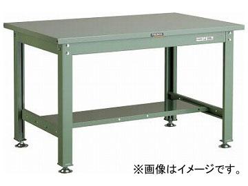 トラスコ中山/TRUSCO SHW型作業台 900×600×H740 SHW0960 GN(2408937) JAN:4989999641400