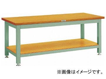トラスコ中山/TRUSCO TW型作業台 1500×750×H740 TW1500(2406659) JAN:4989999635935