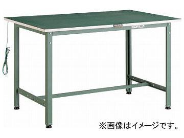 トラスコ中山/TRUSCO 帯電防止マット張りAE型作業台 900×450 AE0945D(2434911) JAN:4989999632392