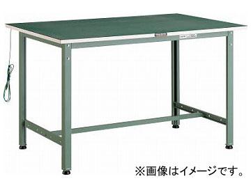 トラスコ中山/TRUSCO 帯電防止マット張りAE型作業台 900×600 AE0960D(2434920) JAN:4989999632422