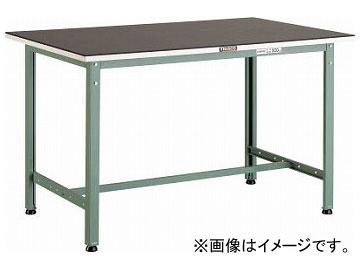 トラスコ中山/TRUSCO ゴムマット張りAE型作業台 1200×750 AE1200G5(2435390) JAN:4989999632545