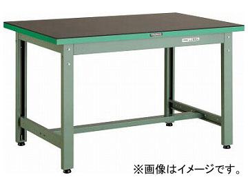 トラスコ中山/TRUSCO ゴムマット張りGWP型作業台 900×600 GWP0960G5(3032035) JAN:4989999586787