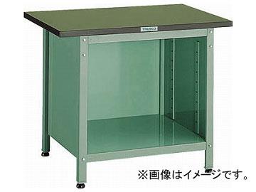 オープン型 OW型小型作業台 900×600×H740 トラスコ中山/TRUSCO OW9060A(2424169) JAN:4989999650907