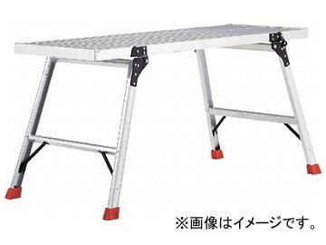 トラスコ中山/TRUSCO アルミ製簡易作業台 1500×560×H750 TAL1556(2799693) JAN:4989999780499