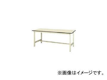 山金工業/YAMAKIN ワークテーブル300シリーズ ポリエステル天板W1500×D900 SWP1590II