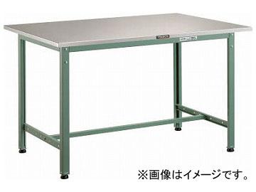 トラスコ中山/TRUSCO ステンレス張りAE型作業台 1200×750 AES1200(5222613) JAN:4989999659122
