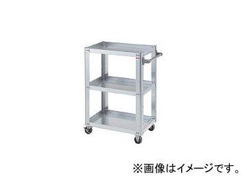 大阪製罐/OS アールワゴン ザム鋼板 600×400×840mm RWZ6483