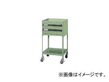 超可爱 ダイシン工業/DAISHINKOGYO ツールワゴン グリーン MT2W, グリーンコンシューマー 94d24720