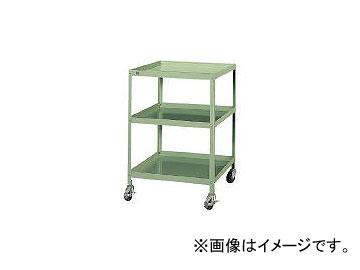 ダイシン工業/DAISHINKOGYO ツールワゴン グリーン TBKW