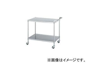 シンコー/SHINKOHIR ステンレスワゴンMN02型 MN029045