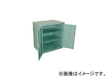大阪製罐/OS ロッカーS 両開 最大積載量300kg 棚板2枚 800S