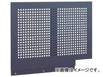 トラスコ中山/TRUSCO TWK型キャビネット用パンチングパネル 黒 TWK900FP