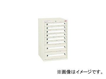 大阪製罐/OS ミゼットキャビネット(ライトグレー) M101G