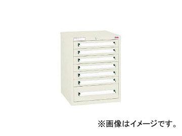 大阪製罐/OS ミゼットキャビネット(ライトグレー) M81G