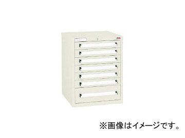 大阪製罐/OS ミゼットキャビネット(ライトグレー) M8G