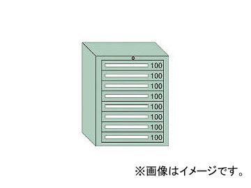 大阪製罐/OS 中量キャビネット7型 最大積載量800kg 引出し8段 7801
