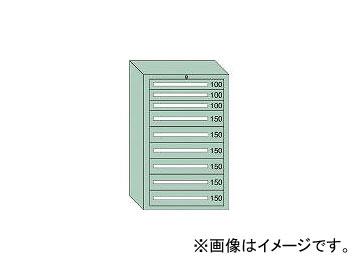 大阪製罐/OS 重量キャビネットDX型 最大積載量1500kg 引出し3×6段 DX1207