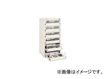 大阪製罐/OS ライトキャビネット5型 引出し6段 51203GT