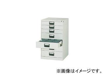 ダイシン工業/DAISHINKOGYO 引出ツールキャビネット グレー VC1007