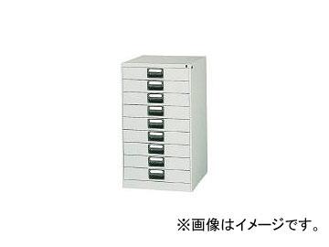 ダイシン工業/DAISHINKOGYO 引出ツールキャビネット グレー VC1009