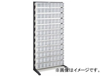 トラスコ中山/TRUSCO UPRラック片面 H1900 ポケットケース付 UPRL1812E(3933121)