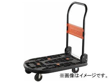 トラスコ中山/TRUSCO カルティオ 折畳 780×490 黒 MPK720BK(3426858) JAN:4989999017038