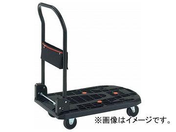 トラスコ中山/TRUSCO カルティオ 折畳 780×490 黒 布製ポケット付 MPK720NBK(3526593) JAN:4989999824391