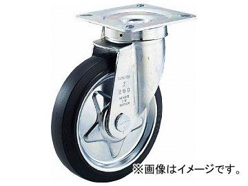 トラスコ中山/TRUSCO エコ運搬車用 空気タイヤ 自在キャスターφ220 ゴム車 SD220ARJ(3033775) JAN:4989999693690