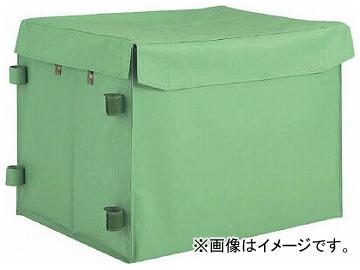 トラスコ中山/TRUSCO ハンドトラックボックス蓋つき650×470 THB100E(3934730) JAN:4989999129526