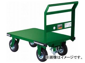 トラスコ中山/TRUSCO 鋼鉄製運搬車 900×600 φ223空気入タイヤ 鋳物金具 S付 OHN2ARS(3081192) JAN:4989999694024