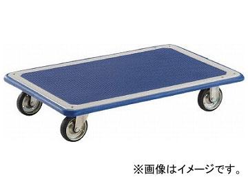 トラスコ中山/TRUSCO ドンキーカート 平台車型740×480 115N(4145097) JAN:4989999187311