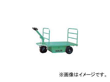 コレック/KOLEC ウォーキー式電動運搬台車 1000Kg THP103