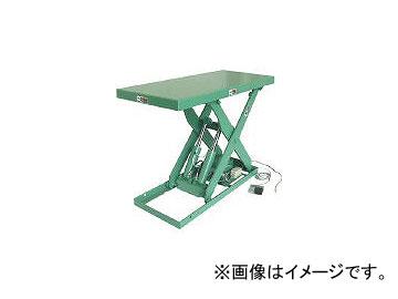 河原/KAWAHARA 標準リフトテーブル 2.2KW K30122.2