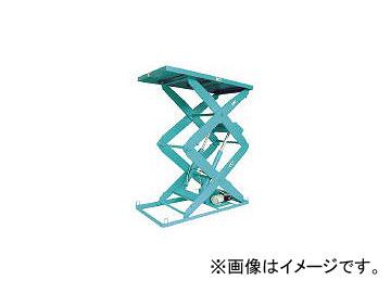 河原/KAWAHARA 2段式リフトテーブル KTLシリーズ KTL0812131