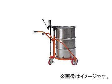 京町産業車輌/KYOMACHI 軽便ドラムカー 500kg CD500