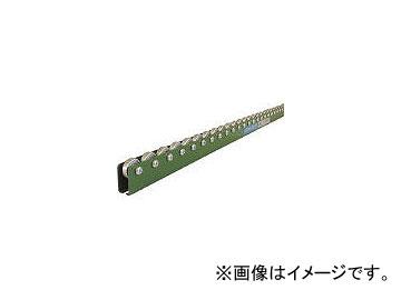 寺内製作所/TSCONVEYOR スチール製ホイールコンベヤ φ25×7.2 P50×1500L KRA0P50X1500L
