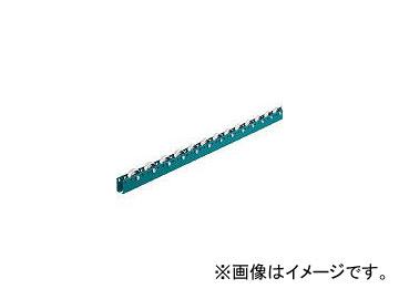 三鈴工機/MISUZUKOKI 単列型樹脂ホイールコンベヤ 径46×T17×D8 MWR46T0518
