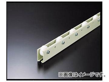 トラスコ中山/TRUSCO ホイールコンベヤ 樹脂製φ38×12 P100×L1800 V38N1001800(5102791) JAN:4989999716214