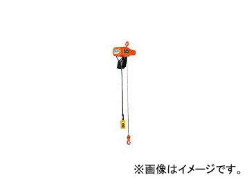象印チェンブロック/ELEPHANT α型電気チェーンブロック・490kg・6m・単相100V ASK4960(3870812) JAN:4937510106419