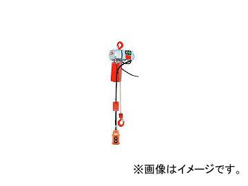 象印チェンブロック/ELEPHANT ベータ型小型電気チェンブロック 定格荷重200KG 揚程3M BSK2030(3419193) JAN:4937510152034