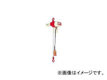 キトー/KITO セレクト 電気チェーンブロック 1速 60kg(S)×15m EDH06S(3210251) JAN:4937773310189