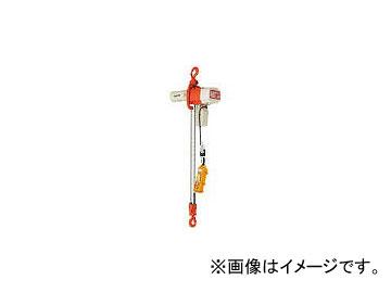 キトー/KITO セレクト 電気チェーンブロック 2速選択 480kg(SD)×3m ED48SD