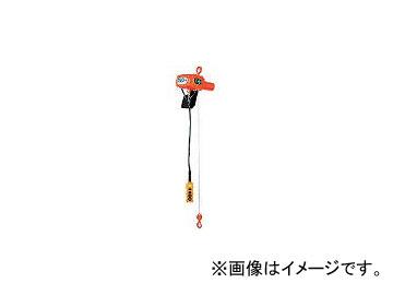象印チェンブロック/ELEPHANT 単相100V小型電気チェーンブロック(無段速型)160KG ASVK1630(2421674) JAN:4937510113110