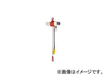 キトー/KITO セレクト電気チェーンブロック1速 単相200V 240kg(S)×3m EDX24S(3210154) JAN:4937773340049