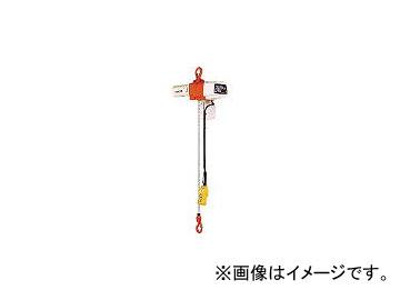 キトー/KITO セレクト電気チェーンブロック2速 単相200V100kg(ST)×3m EDX10ST(3751074) JAN:4937773340131