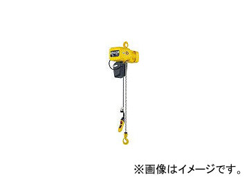 キトー/KITO エクセル 電気チェーンブロック 1速 懸垂形 500kg(S)×4m ER2005S